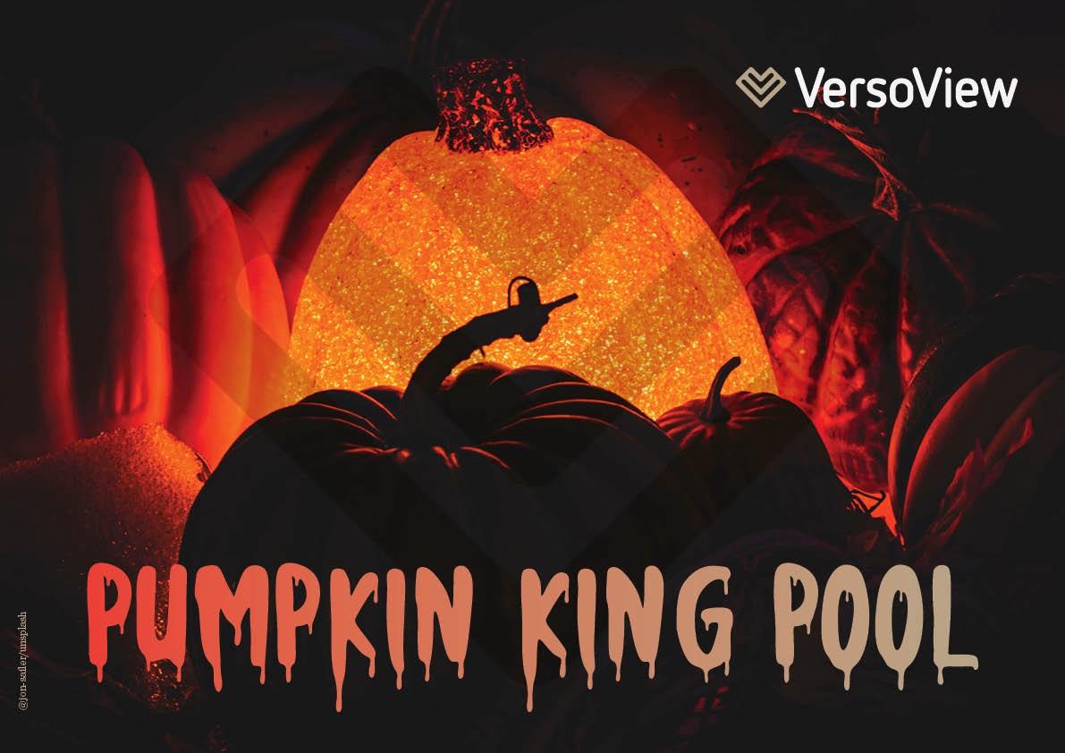 "New VersoRewards V1 Staking Pools: ""Pumpkin King"" & ""The 22"" Staking Pools"