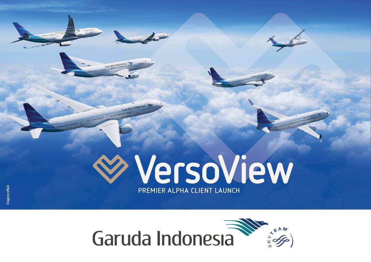 VersoView Garuda