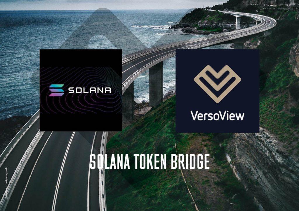 VersoView Solana